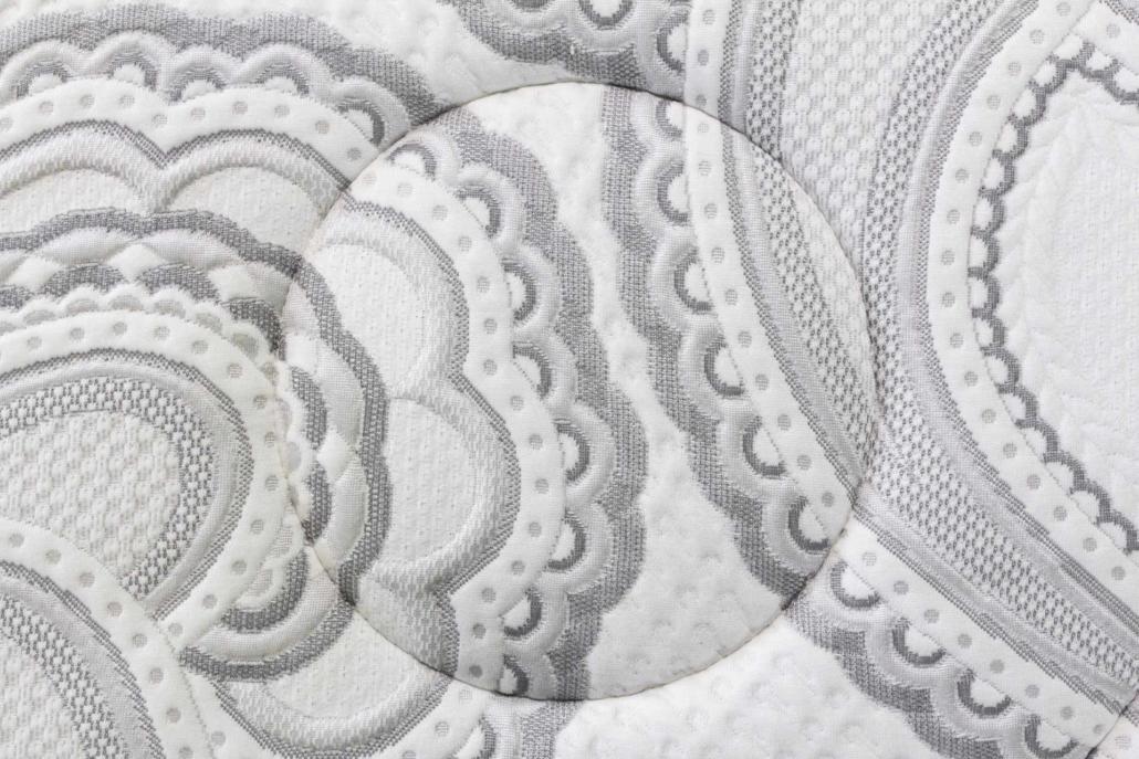 Materasso a molle Harmony Splendore - Tessuto coibente