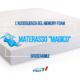 Materasso in memory foam