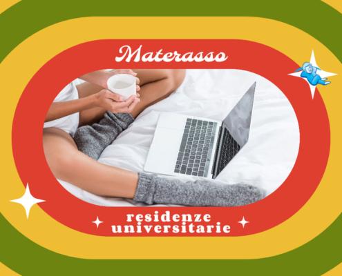 Materassi per residenze universitarie